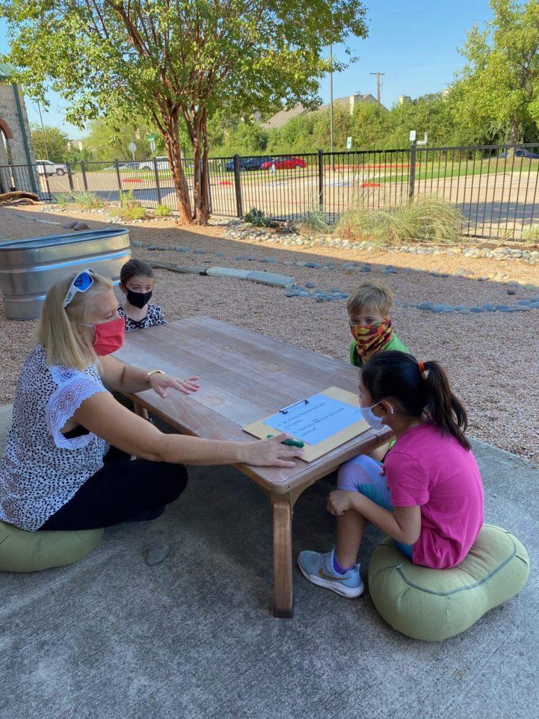 Lower Elementary Outdoor Work
