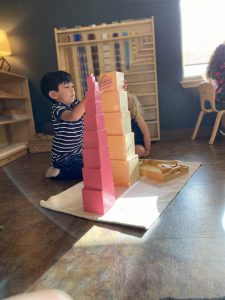 Early Childhood Cosmic Nesting Boxes