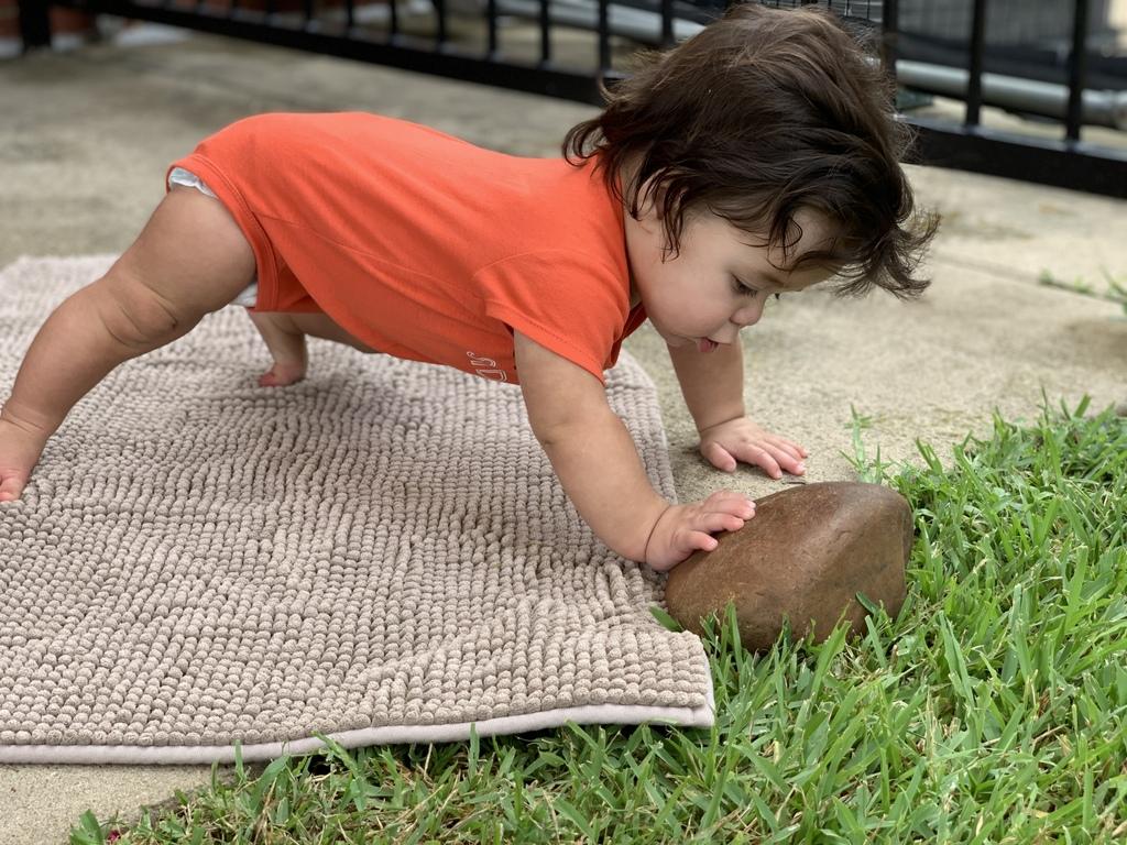 Infant - Natural Gross Motor Development