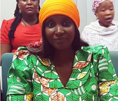 Ebonyi Lawmaker, Maria Ude Nwachi, Finally Breaks Her Silence On Her Controversial Suspension