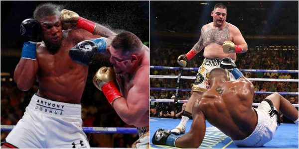 Anthony Joshua Reacts After SHOCKING DEFEAT To Andy Ruiz Jr