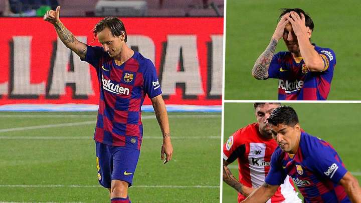Rakitic upstages Messi to silence Barcelona haters – for now