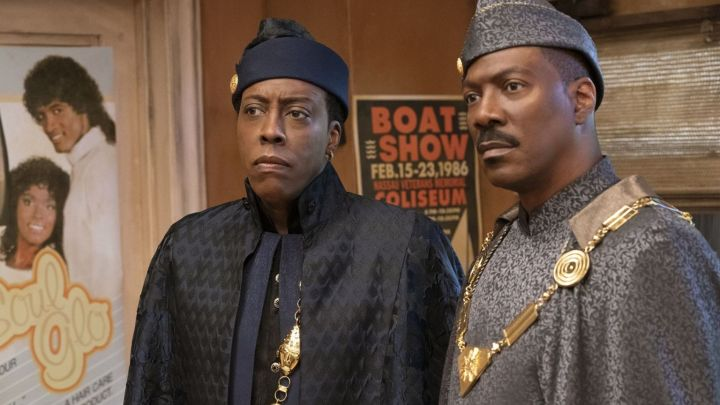 Eddie Murphy Returns As 'Prince Akeem' In First Trailer For 'Coming To America 2' (Video)