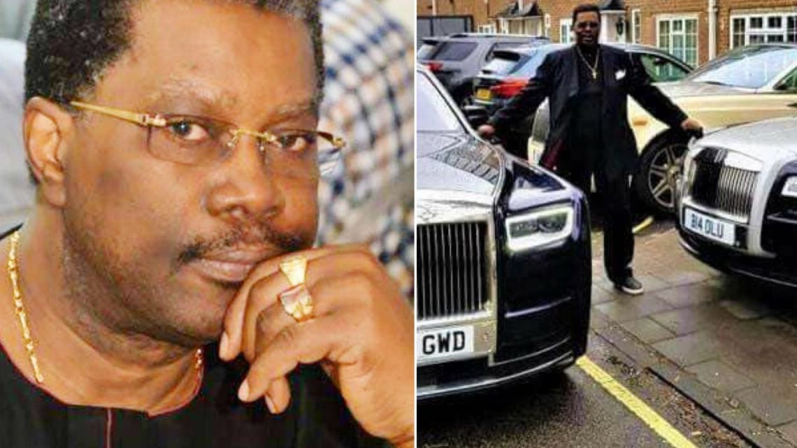 Just In: Bolu Akin-Olugbade, Billionaire Businessman And Rolls-Royce Collector, Reportedly Dies From COVID-19