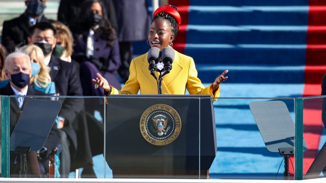 22-Year-Old Amanda Gorman Becomes Youngest Poet To Read At US Presidential Inauguration (videos)