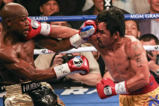Floyd Mayweather Offered Blockbuster Rematch With Manny Pacquiao