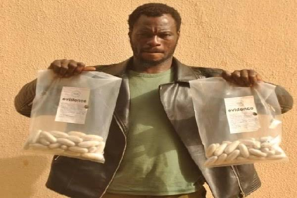 Shocking : Man Arrested With N1 Billion Worth Of Cocaine In Sokoto