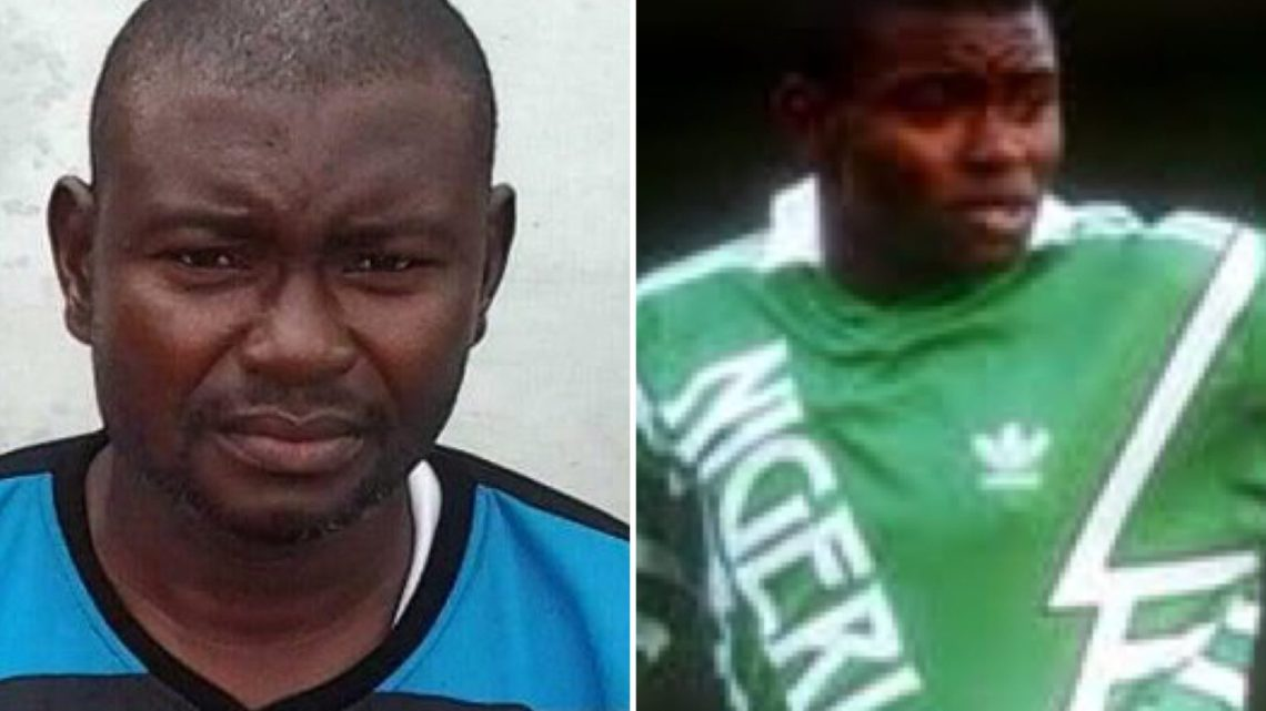 Former Super Eagles Striker, Barnabas Imenger Is Dead
