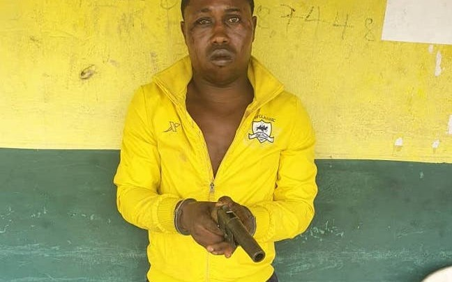 Ex-Convict Rearrested For Armed Robbery In Lagos 4 Months After Release From Prison