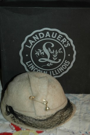 Landauer's Hatbox