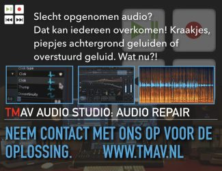 TMAV Studio Audio Repair