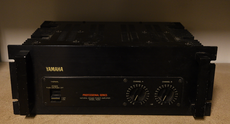 Yamaha versterker
