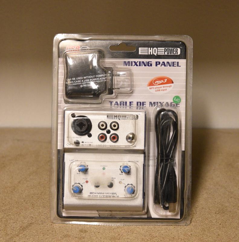 mini USB interface