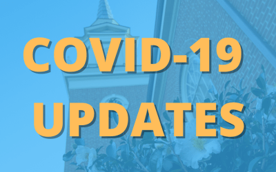 Updates from COVID-19 Response Team