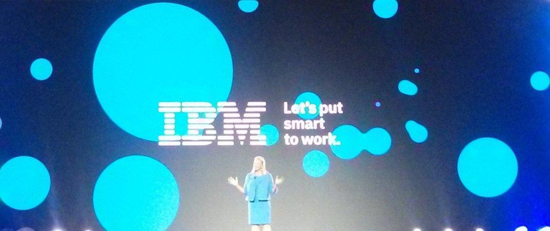 CEBIT 2018 IBM - CEBIT 2018