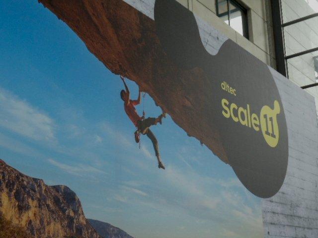 CEBIT 2018 Scale 11 Wall - CEBIT 2018