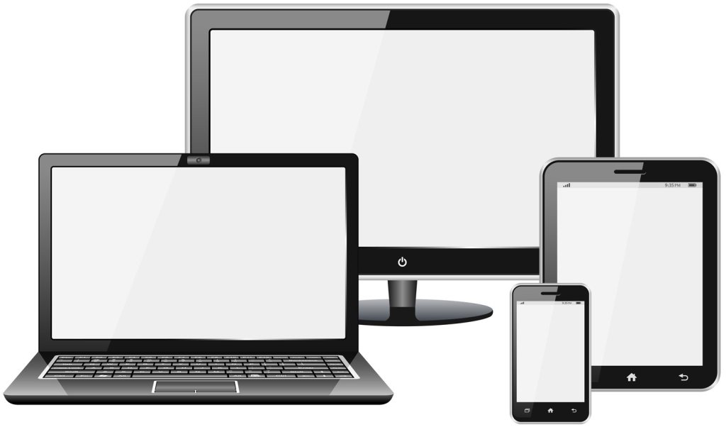 Web App Desktop Tablet Smartphone