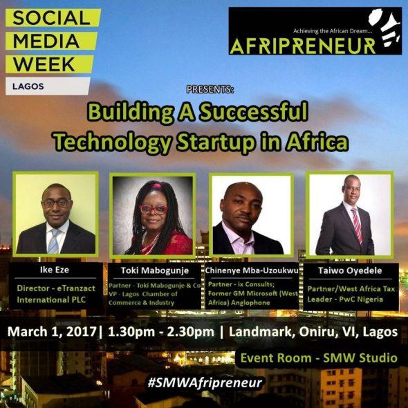 Social Media Week Panel