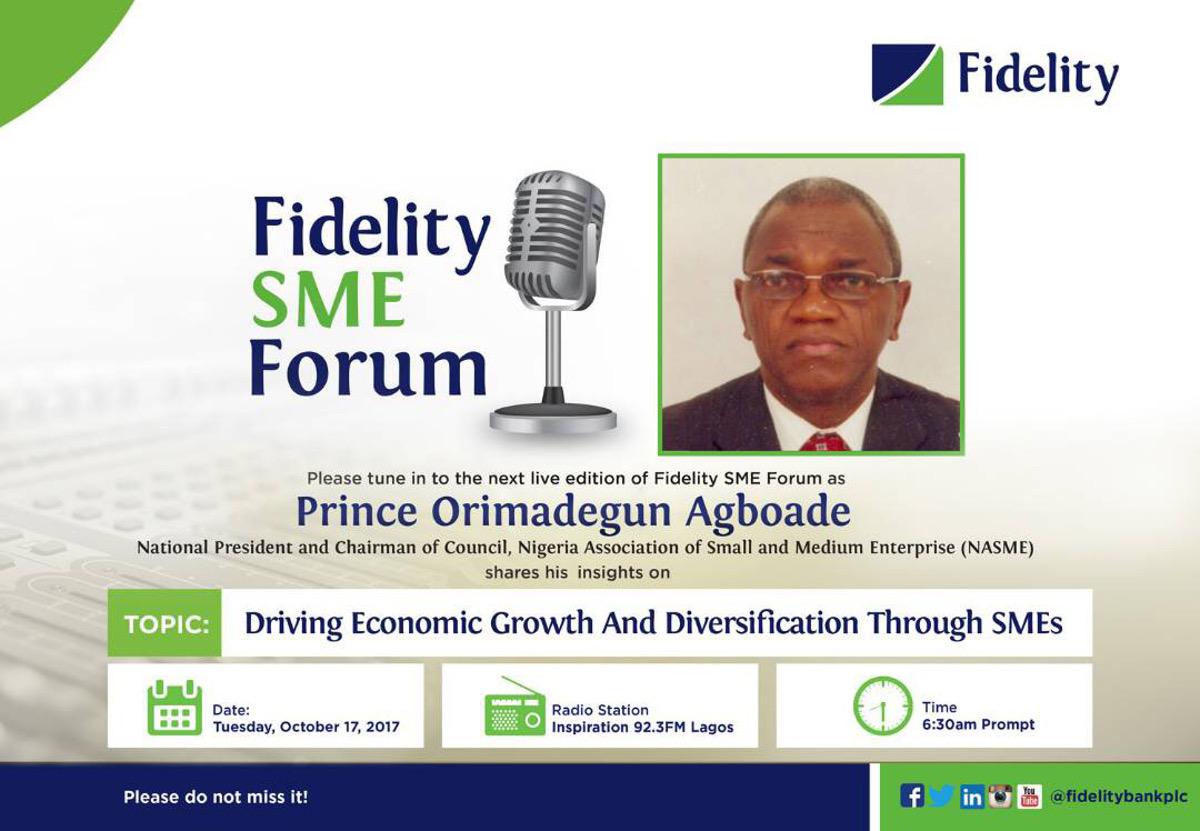 Fidelity SME Forum