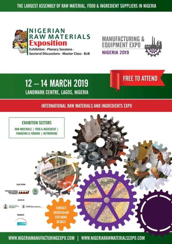 NIRAM Expo Flier
