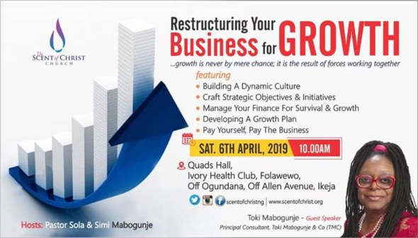 Restructuring your Business for Growth