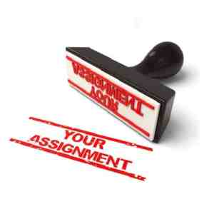 cfa assignment