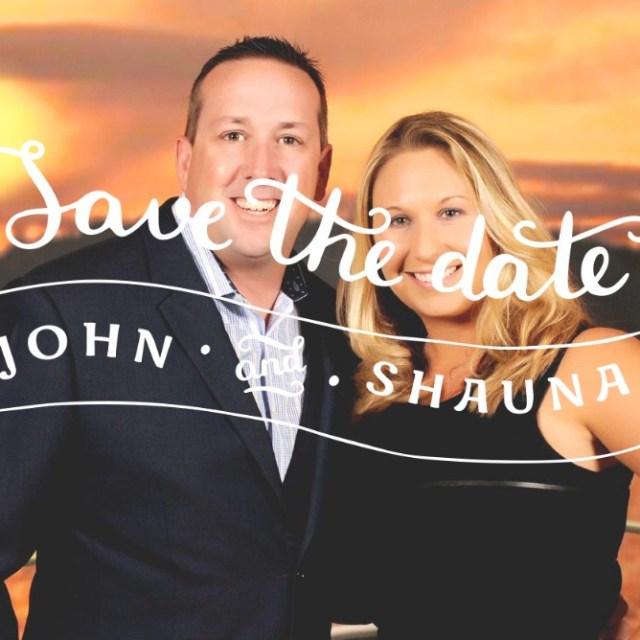 John and Shauna