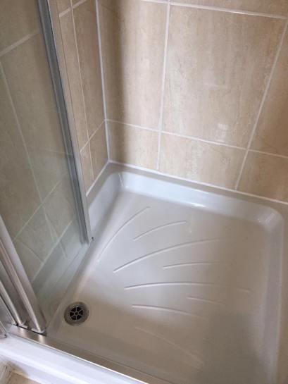 Ceramc Shower restoration2