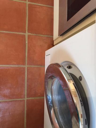 Terracotta Washing Machine2