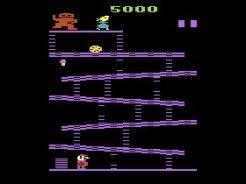 Donkey Kong (1982/Atari 2600)