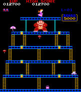 Donkey Kong (1981/Arcade)