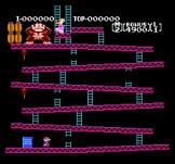 Donkey Kong (1986/NES)
