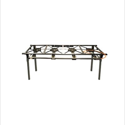 4-BURNER GAS BOILING TABLE