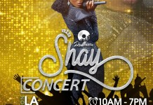 wendy Shay concert