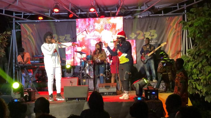 Lynx Ghana Gives Music Fans Of Kuami Eugene, Kidi, DopeNation & Okyeame Kuame A Special Christmas Treat