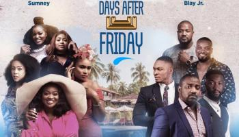 Venus Film Production Shares Trailer For '2 Days After Friday' Starring John Dumelo, Jackie Appiah, Christabel Ekeh, Others