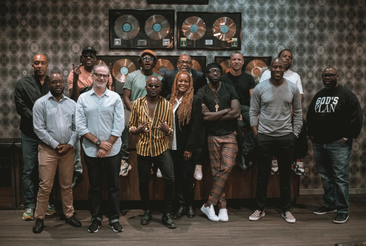 Kenyan Hot Afro-pop Band Sauti Sol Signed By Universal Music Africa