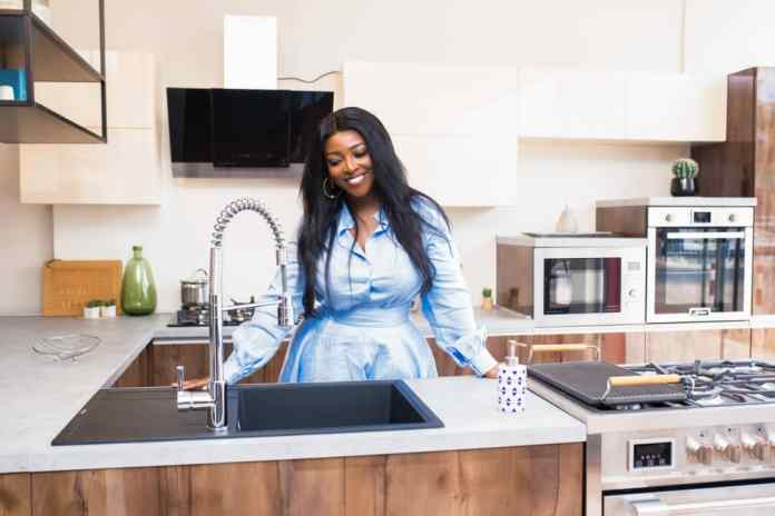 Movie Star Yvonne Okoro Signed As Kaiser Kitchen & Appliances' New Brand Ambassador