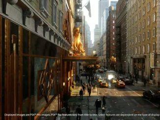 Рекламний ролик PS4