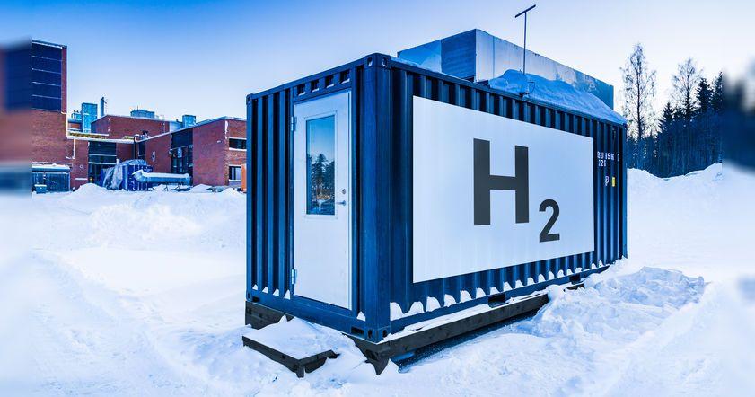 рідке паливо з вуглекислого газу
