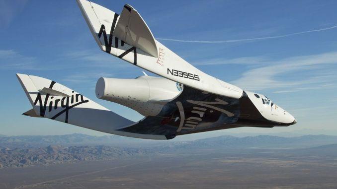 корабель SpaceShipTwo