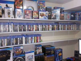 260 ігор для PS4