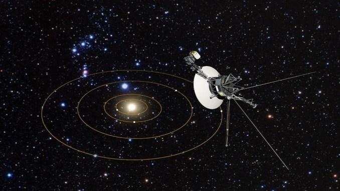 космічні апарати Voyager