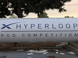 Фінал конкурсу Hyperloop Pod Competition - три учасники, три переможця