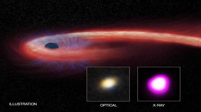 Астрономи знайшли «неможливу» чорну діру