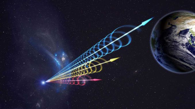 Вчені запропонували ловити рідкісні космічні радіоспалахи смартфонами