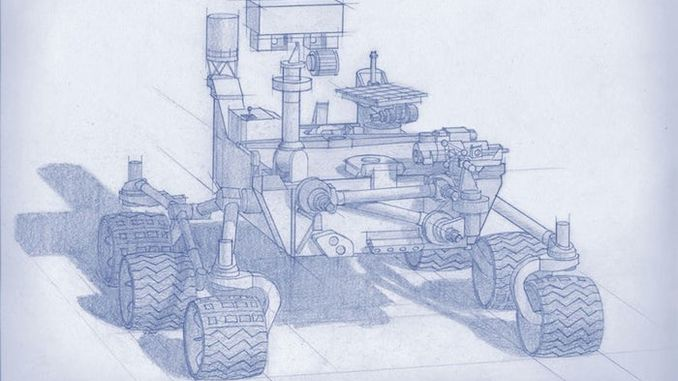 Марсохід Mars 2020 має всі шанси продовжити шлях марсохода-ветерана Spirit