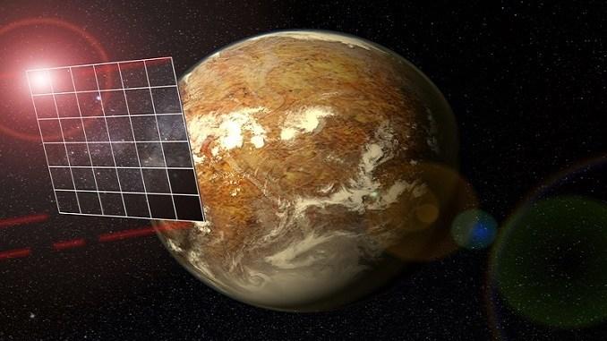 Графеновий парус доставить космічний зонд до Альфа Центавра за 90 років