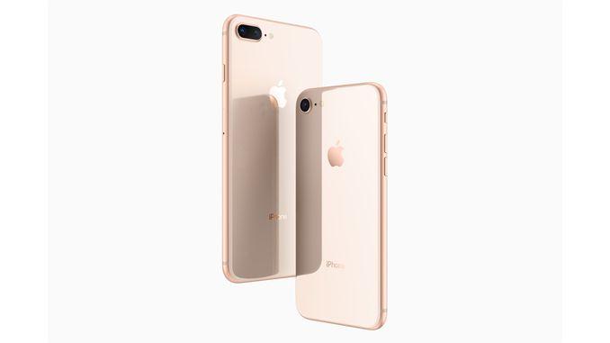 Apple представила смартфони iPhone 8 і iPhone 8 Plus