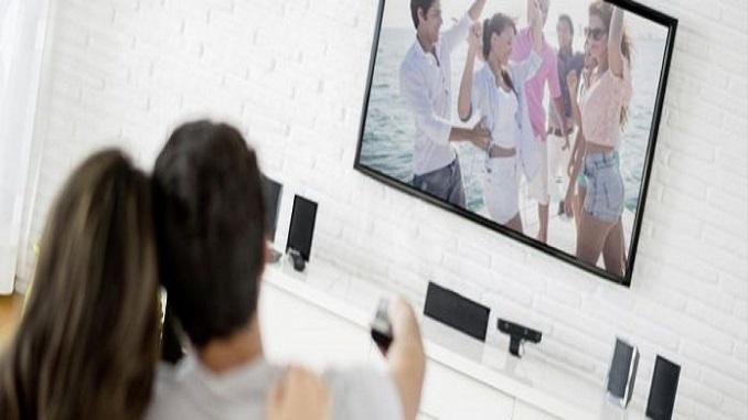 Як правильно встановити телевізор